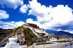 西藏拉萨-布达拉宫-大昭寺1日游