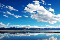 西藏三大圣湖之一的天湖-纳木措1日游