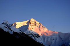 日喀则-珠峰大本营4日游