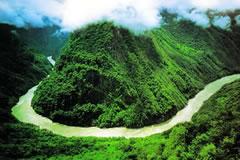 拉萨-林芝-雅鲁藏布大峡谷5晚6日游