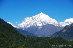 希夏邦马峰